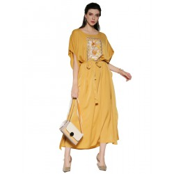 WOMEN'S MEDIUM SLEEVE DRESS 19590