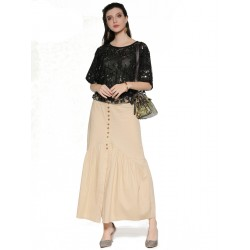 WOMEN'S  LONG SKIRT FASHION 19712