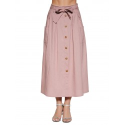 WOMEN'S  LONG SKIRT FASHION 19713B