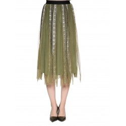 WOMEN'S  LONG SKIRT FASHION 19714