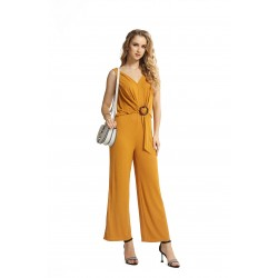 WOMEN'S  JUMPSUIT NON SLEEVE FASHION 19769